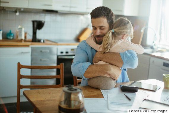 Co-Parenting On Father's Day Takes Respect And A Touch Of