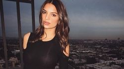 Emily Ratajkowski Wore The Perfect Outfit For A Night