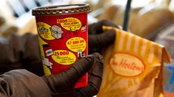 Tim Hortons Unveils Tweaks To Roll Up The Rim For