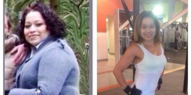 Weight Lost: Determined 52-Year-Old Mom Drops 110