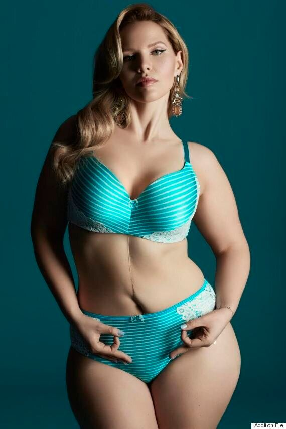 Canadian Model Elly Mayday Fronts Addition Elle's BRAve Campaign To Fight Ovarian