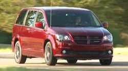 Dodge Grand Caravans Recalled Over Air Bag