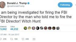 Trump Seemingly Confirms He's Under