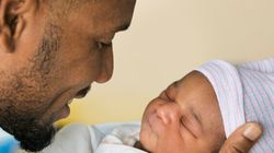 Dads Describe What It Was Like Seeing Their Babies For The First