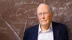 Nobel Laureate Who Helped Invent Laser