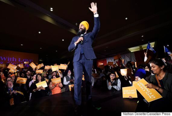 Jagmeet Singh Takes Stand Against Kinder Morgan, Energy East