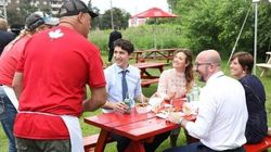 Trudeau Actually Held A 'Poutine Summit' With Belgian