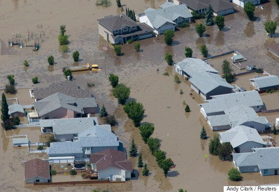 High River Flooding: Town Rebuilds But Abandoned Neighbourhood A Grim