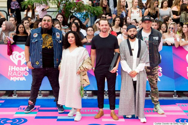 A Tribe Called Red 2017 MMVAs: Group Gives Shout-Out To 'Black, Brown, Immigrant, Indigenous