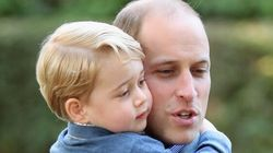 Princess Charlotte Was Left Off Of The Royal Father's Day Card And People Are
