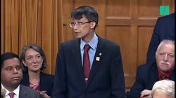 Arnold Chan's Impassioned Speech To House of