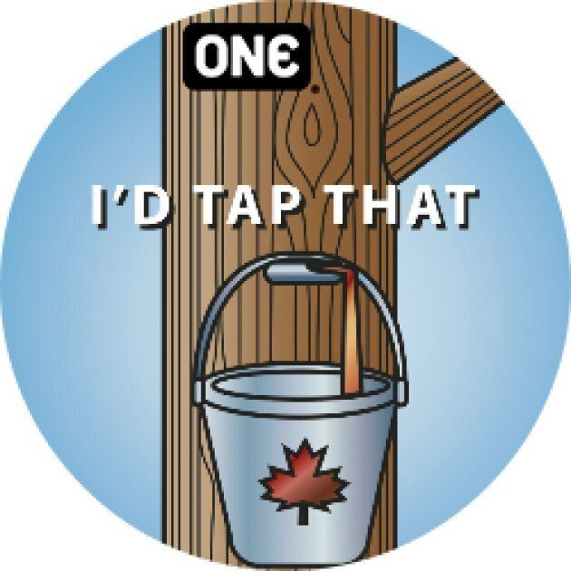 A finalist for the ONE Condoms Canada contest.