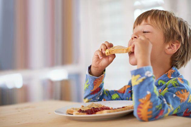 Managing portions and increasing fibre intake can help keep them regular.