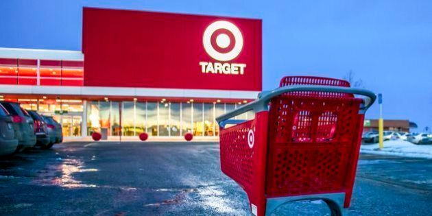 Target's $8,000 Cheque For Student Conference