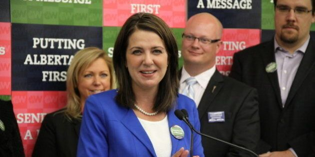 Wildrose Party Floor-Crossing Fodder For Leadership Candidates'
