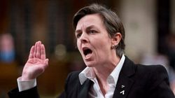 Kellie Leitch Can't Convince People She's Not Racist With Latest