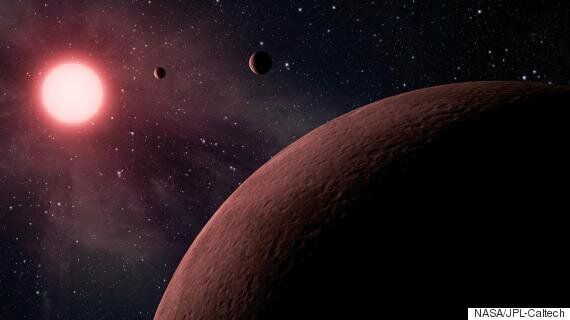 NASA Locates 10 Planets That Could Hold