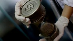 Massive Collection Of Suspected Nazi Artifacts Found In