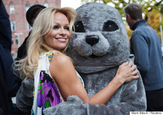 Pamela Anderson Is Creating A Vegan Pop-Up Restaurant In