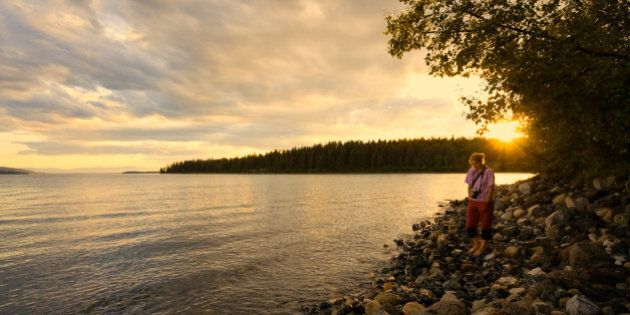 Photo Taken In Canada,