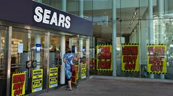 Sears Canada Shares Dive On Report It May Seek Bankruptcy