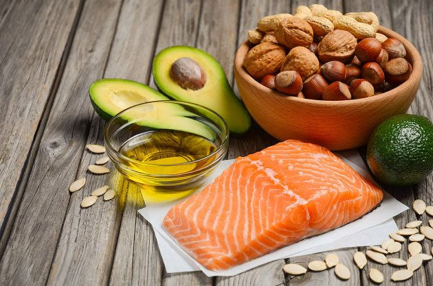 Selection of healthy fat