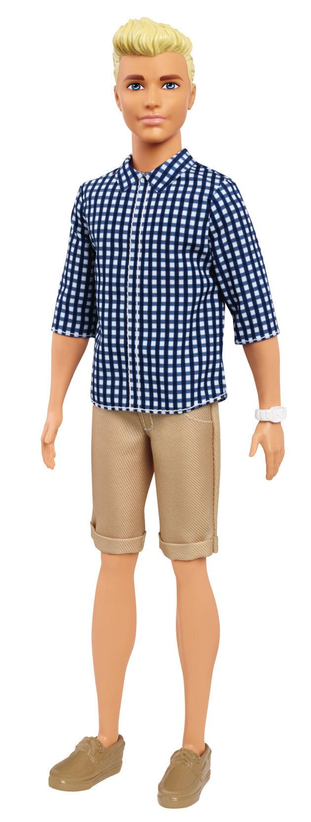 Mattel Unveils New Line Of Ken Dolls With Different Bodies, Skin Tones And