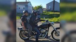 Bikers Escort Bullied N.S. Boy To