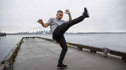 This Yoga Instructor Uses HIIT, Rap And Beer To Guide People's