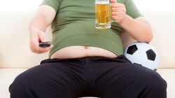 Men Gain Weight When They Get Married, Become