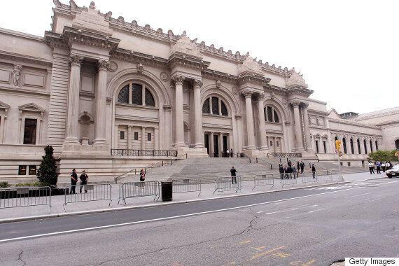 Museums Ban Selfie Sticks Around The