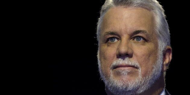 Quebec Premier Philippe Couillard said fighting terrorism is a responsibility that must be shared by...