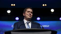 Andrew Scheer To Kick Off Cross-Canada