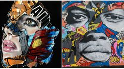 Canadian Artist Sandra Chevrier Inspires 16-Year-Old Refugee