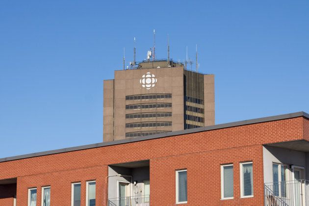 Radio Canada headquarters in