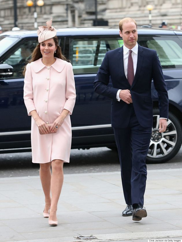 Kate Middleton Is Pretty In Pink At Commonwealth Day