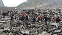 Massive Landslide In Southwest China Kills Many