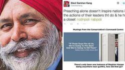 Liberal Distances Himself From Tweet Mocking Harper In