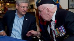 Harper Government Spends $700K Fighting Veterans In
