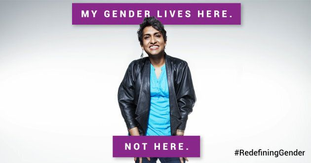 Toronto for All's latest campaign takes on transphobia and racism.