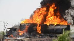 More Than 140 Killed After Pakistan Oil Tanker Bursts Into