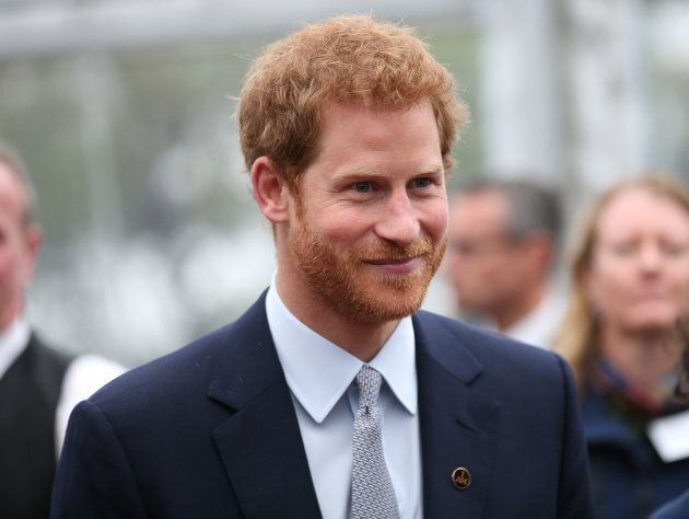 Prince Harry at Admiralty House on June 7, 2017 in Sydney,
