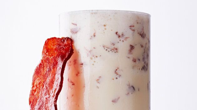 CANDIED BACON MILKSHAKE RECIPE
