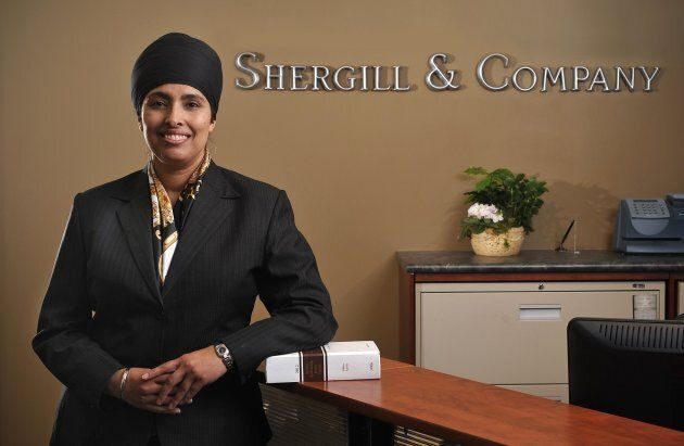 Palbinder K. Shergill Of B.C. Supreme Court Becomes 1st Turbaned Sikh Judge In