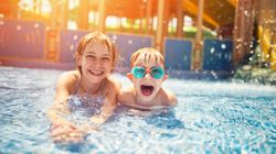 Coolest Canadian Water Parks To Take The Kids To This