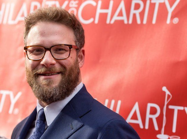 Seth Rogen attends the Hilarity For Charity New York City Variety Show on June 8, 2017 in New York City.