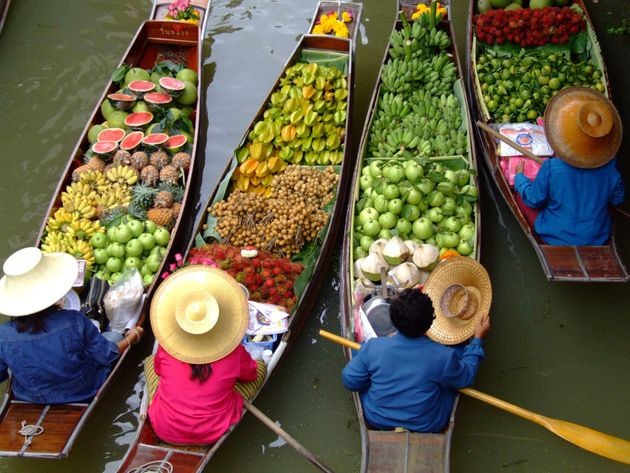 The Top 7 Food Destinations Around the