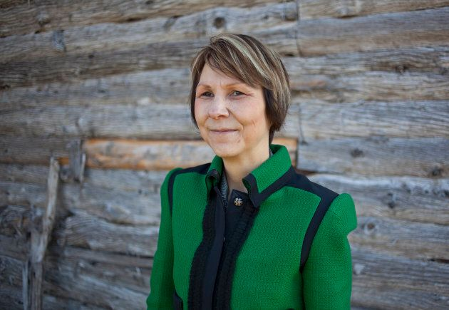 Cindy Blackstock, executive director and founder of the First Nations Child and Family Caring Society of Canada.