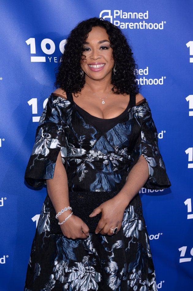 Shonda Rhimes at the Planned Parenthood 100th Anniversary Gala in New York City.