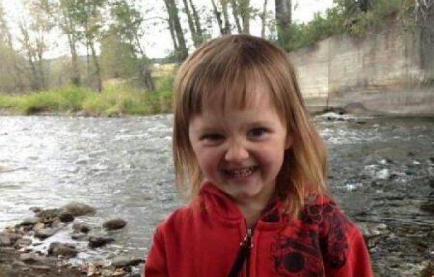 Two-year-old Hailey Dunbar-Blanchette was murdered by Derek Saretzky, a friend of her